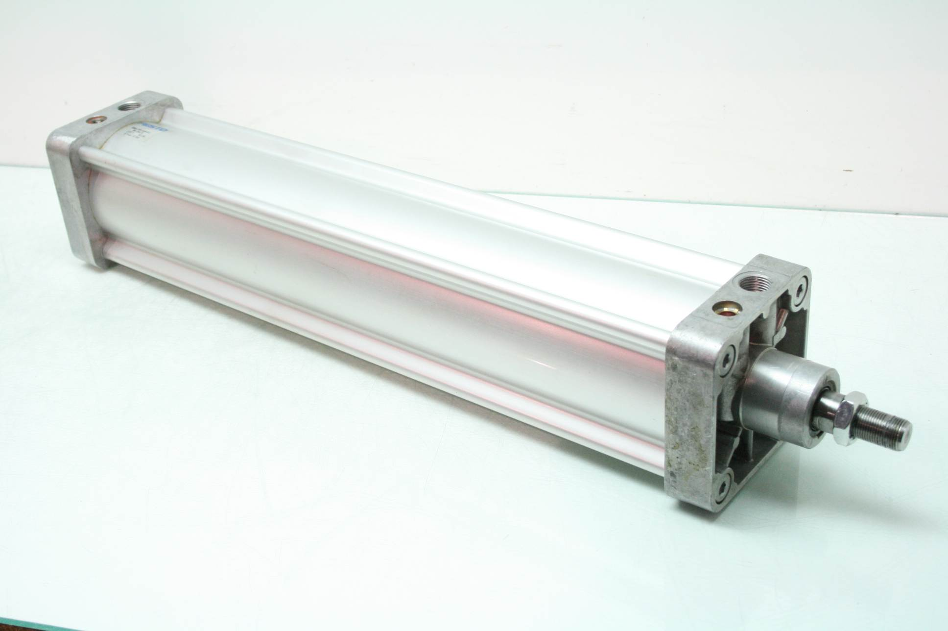 Festo Dnu 100 500 A L Stainless Pneumatic Air Cylinder